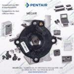 Mecair Diaphragm Kits